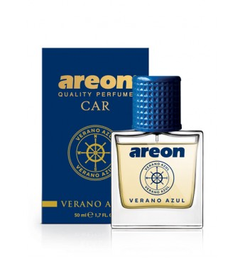Oro gaiviklis AREON CAR PERFUME - Verano Azul, 50ml
