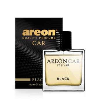 AREON CAR PERFUME - Black, 100ml