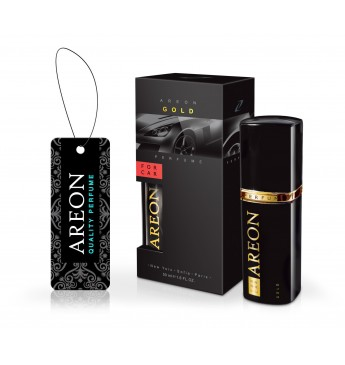 AREON PERFUME - Gold, 50ml