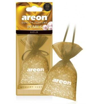 AREON PEARLS SPORT LUX - Gold oro gaiviklis