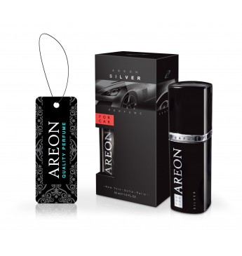 AREON PERFUME - Silver, 50ml