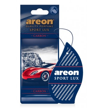 AREON SPORT LUX - Carbon oro gaiviklis