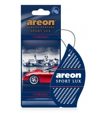 Oro gaiviklis AREON SPORT LUX - Chrome