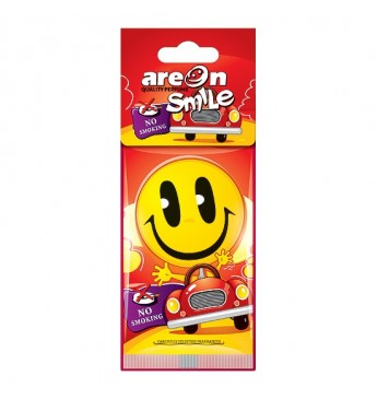Areon auto oro gaiviklis SMILE DRY - No Smoking