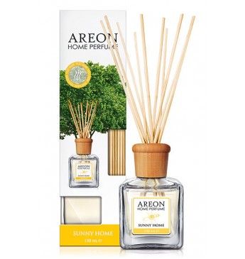 Areon STICKS - Sunny Home oro gaiviklis namams 150ml