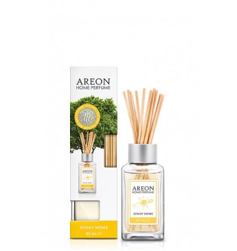 Areon STICKS - Sunny Home oro gaiviklis namams 85ml
