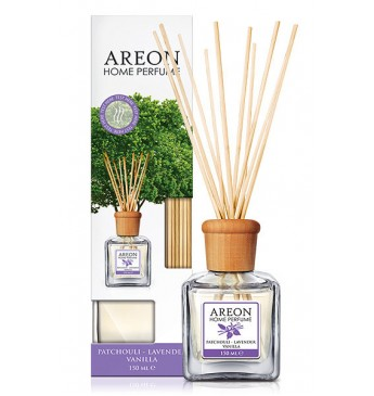 Areon STICKS - Patchouli-Vanilla oro gaiviklis namams 150ml
