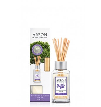 Areon STICKS - Patchouli-Vanilla oro gaiviklis namams 85ml