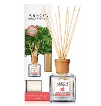 Areon oro gaiviklis namams STICKS - Spring Bouquet 150ml