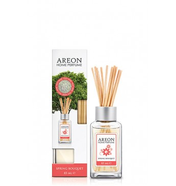 Areon oro gaiviklis namams STICKS - Spring Bouquet 85ml