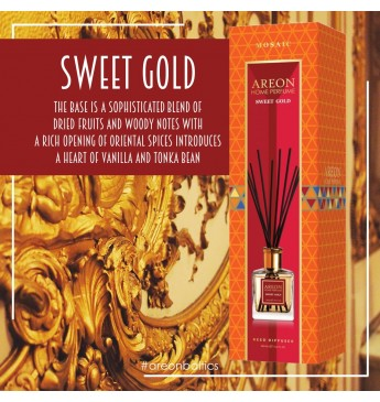 Mosaic Sweet Gold 150ml