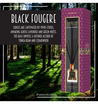 Mosai Black Fougere 150ml