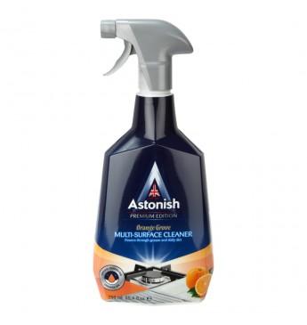 ASTONISH Universalus paviršių valiklis (apelsinų kvapo)750ml
