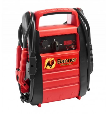 Banner Power Booster PB12/24 universalus