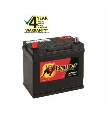 Akumuliatorius Banner Starting Bull 45Ah 12V, 300A, 218x135x225mm