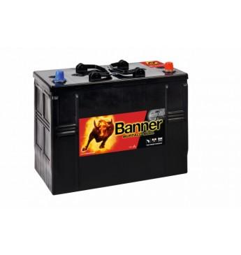 Banner 125Ah 760A -+ 12V Buffalo Bull akumuliatorius 345x172x260/283mm