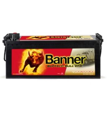 Banner 150Ah 850A 12V EFB Buffalo Bull 513x189x195/220mm