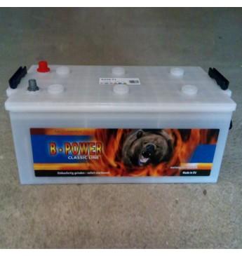 B-POWER 225Ah 1050 EN akumuliatorius 517x273x212/240