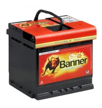 Banner 50 Ah Power 12V 450A akumuliatorius 210x175x190mm
