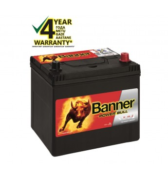 Banner 60 Ah 510A -+ 12V Power akumuliatorius 233x173x203x225mm
