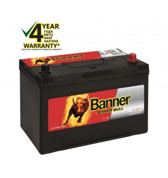 Banner 95Ah 740A -+ 12V Power akumuliatorius 303x173x203x225mm