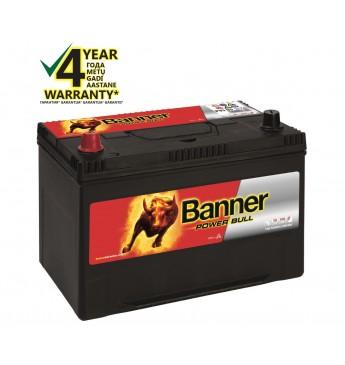 Akumuliatorius Banner 95Ah 740A +- 12V Power 303x173x203x225mm