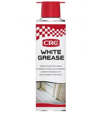 CRC purškiamas baltasis tepalas +PTFE, 250 ml