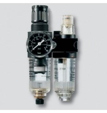 Slėgio reguliatorius/lubrikatorius/filtras Airvision  L