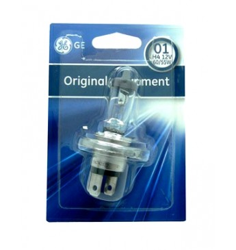 Lemputė H4 12V 60/55W BL1vnt. GE 50440 17120