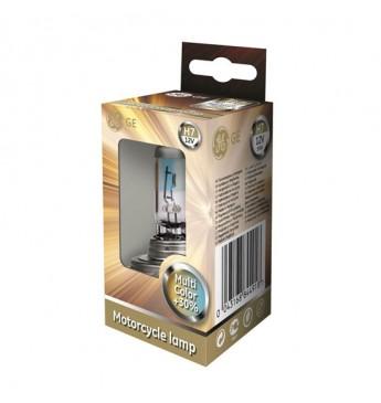 Moto lemputė H7 12V 55W GE Multicolor +30% 58520MCU 84491