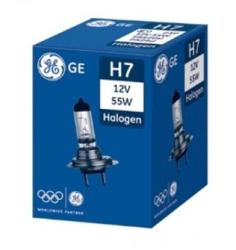 Lemputė H7 12V 55W GE 58520U