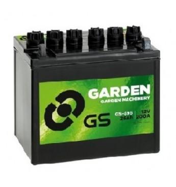 GS YUASA Garden 26Ah GS-89612V 200A 187x127x181mm