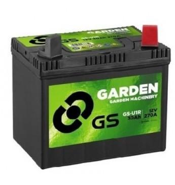 GS YUASA Garden 30Ah GS-U112V 270A 187x127x181mm