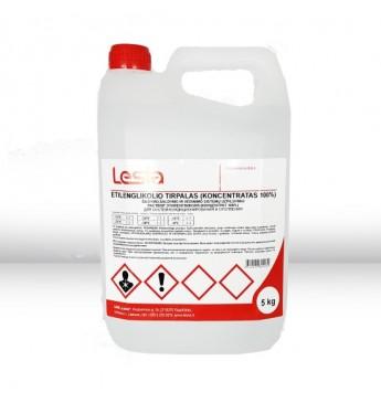 Etilenglikolio tirpalas 100%, 5 kg