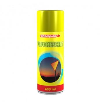 Fluorescenciniai dažai geltoni RAL 1026  400 ml