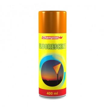 Fluorescenciniai dažai oranžiniai RAL 2007   400 ml