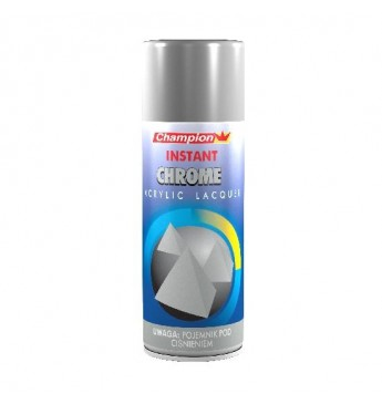 Dažai Super chrom metalik  400 ml