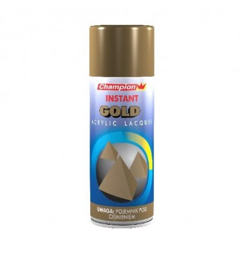 Dažai Super gold metalik  400 ml