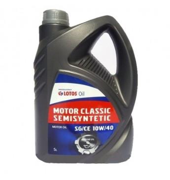 LOTOS Motor Classic 10W40 5 l SG/CE 1x4
