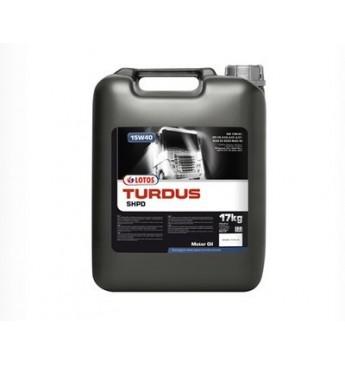 TURDUS SHPD SAE 15W40 19 L.