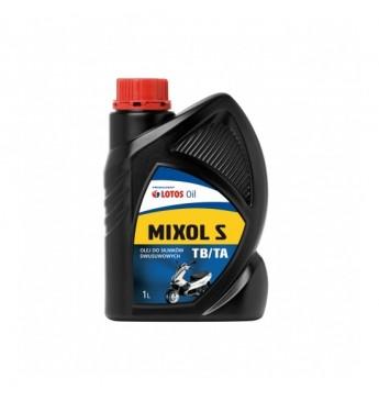 MIXOL S mineralinė alyva 1 l dvitakčiams varikliams