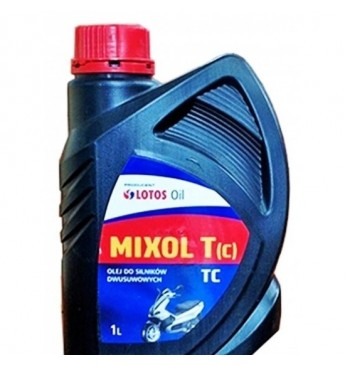 MIXOL T pusiau sintetinė 1 l dvitakčiams varikliams
