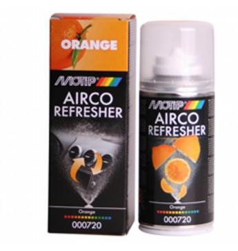 Kondicionieriaus valiklis apelsinų kvapo aerozolis MOTIP 150 ml