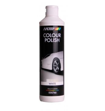 Polirolis baltas MOTIP 0.5 l