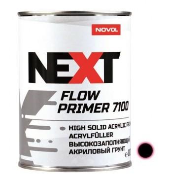 Flow Primer 7100 4+1 0.8 L juodas