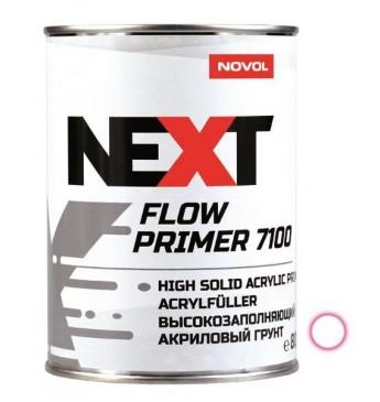 Flow Primer 7100 4+1 0.8 L baltas