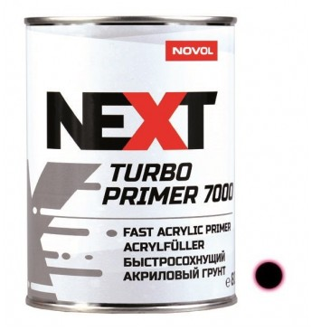 Turbo Primer 7000 4+1 0.8 L juodas