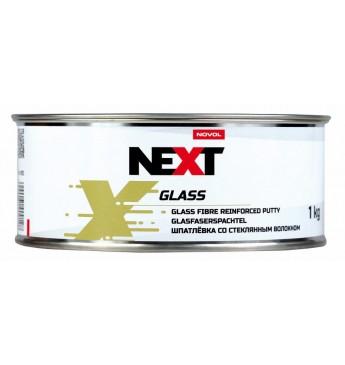 Glaistas su stiklo pluoštu GLASS 1 kg
