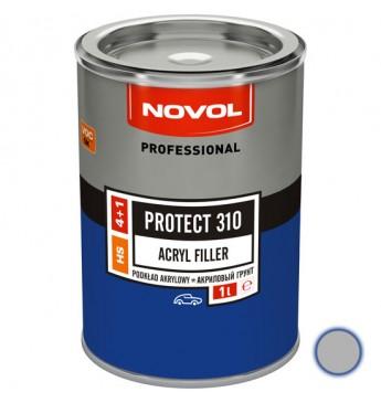 Akrilinis gruntas PROTECT 310 4+1 HS pilkas 1 l