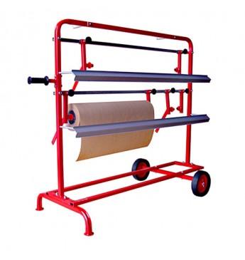 Vežimėlis maskavimo popieriui (30/60/90cm)